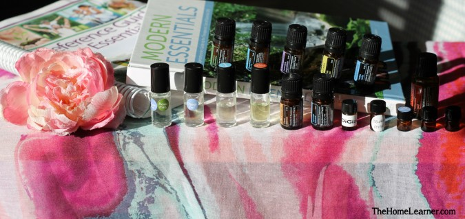 Whole30 Essential Oils Buying a House Oil Pic