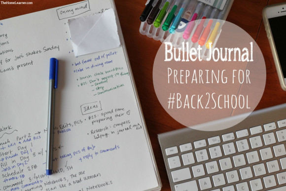 Day 14 how i set up my bullet journal back2school in 31days july 2015 recap 2 solutioingenieria Image collections