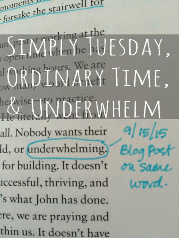 underwhelmed 2