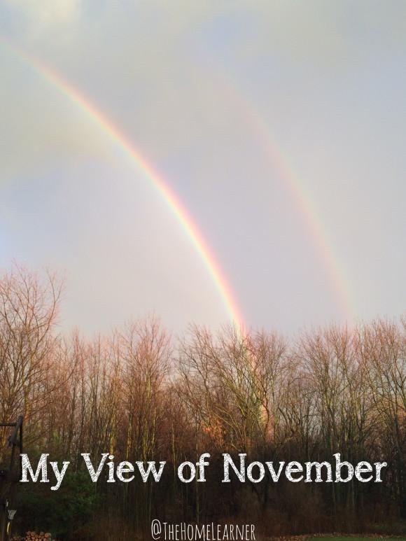 Notable in November 1
