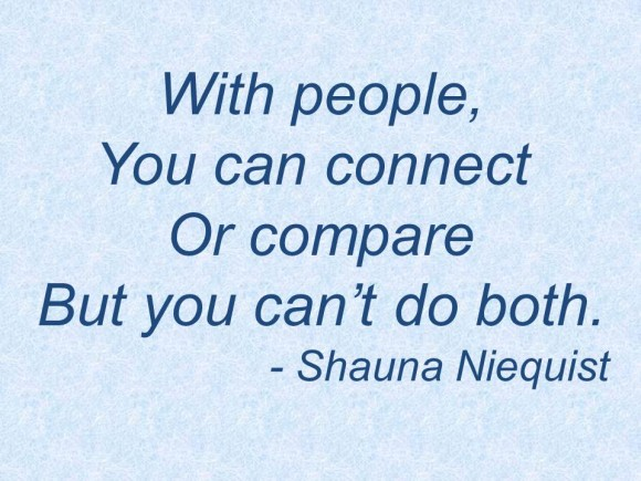 Shauna Niequist Quote Comparison