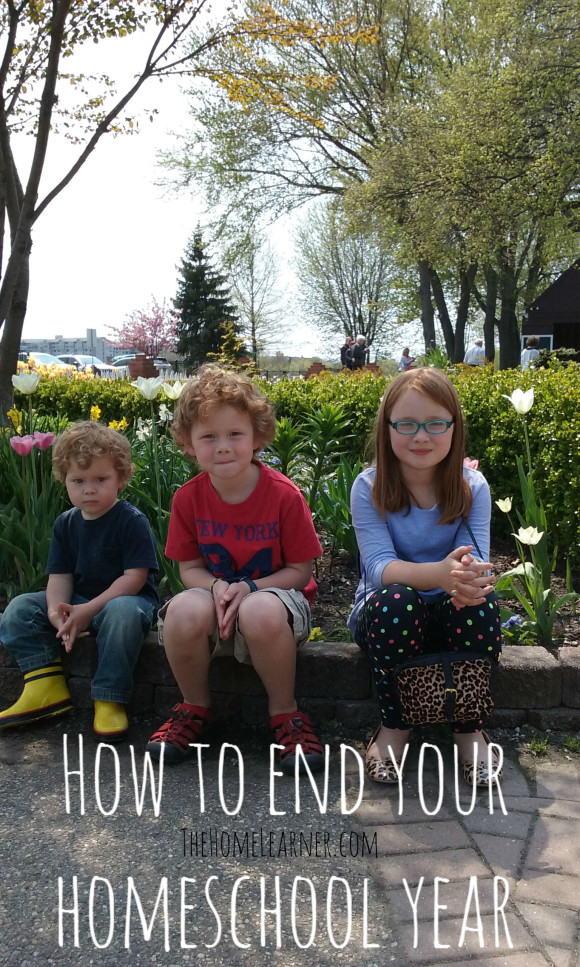 End of year homeschool tip 2